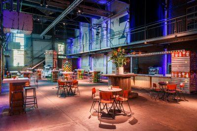 Loods 7 - Kalvermelkfabriek - Industriele locatie - Zakelijk evenement - Bedrijfsevenement - Utrecht