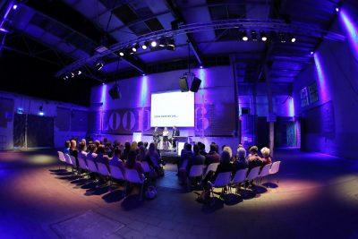 Loods 6 - Congres - Zakelijk evenement - Bedrijfsevenement - Utrecht