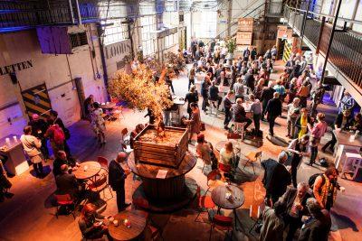 Vacature Senior Eventmanager - Loods 7 - Congres - Borrel - Industriele locatie - Zakelijk evenement - Bedrijfsevenement - Utrecht