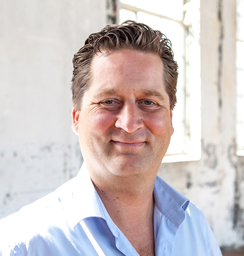 Sybren Ophof (Commercieel Directeur DeFabrique)