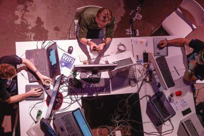 Hackers Games Capgemini