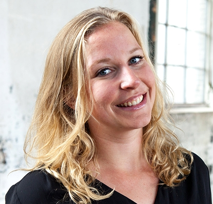 Margriet Verweij (Accountmanager DeFabrique)