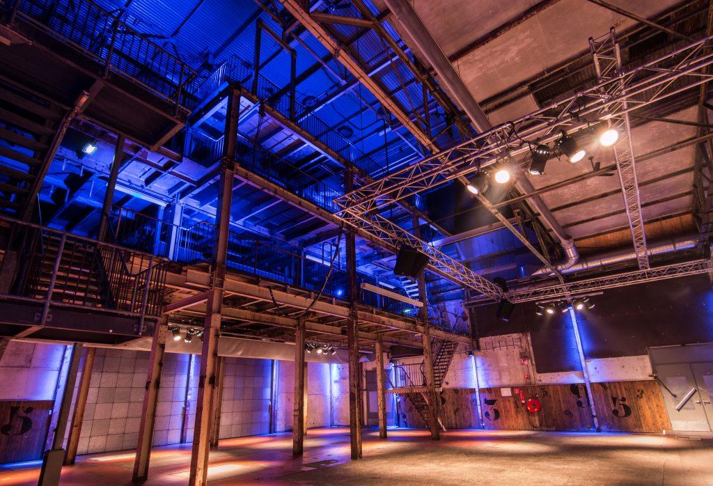De Fabrique Evenementenlocatie Utrecht - locatiekeuze evenement