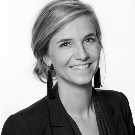 Caroline Bosman (Event Manager for Accenture)