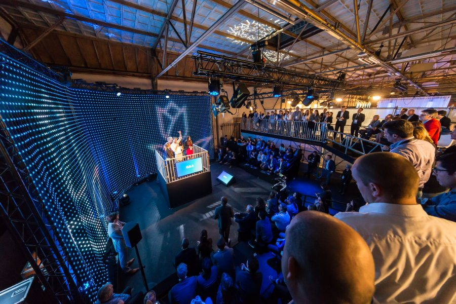 Accenture Innovation Awards 2017 - Impactvol evenement organiseren