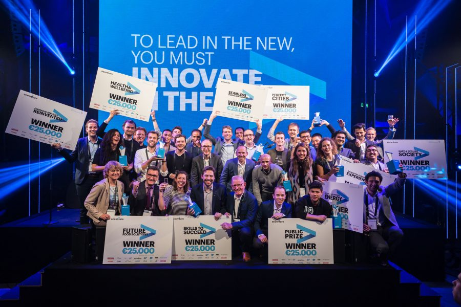 Accenture Innovation Awards 2017