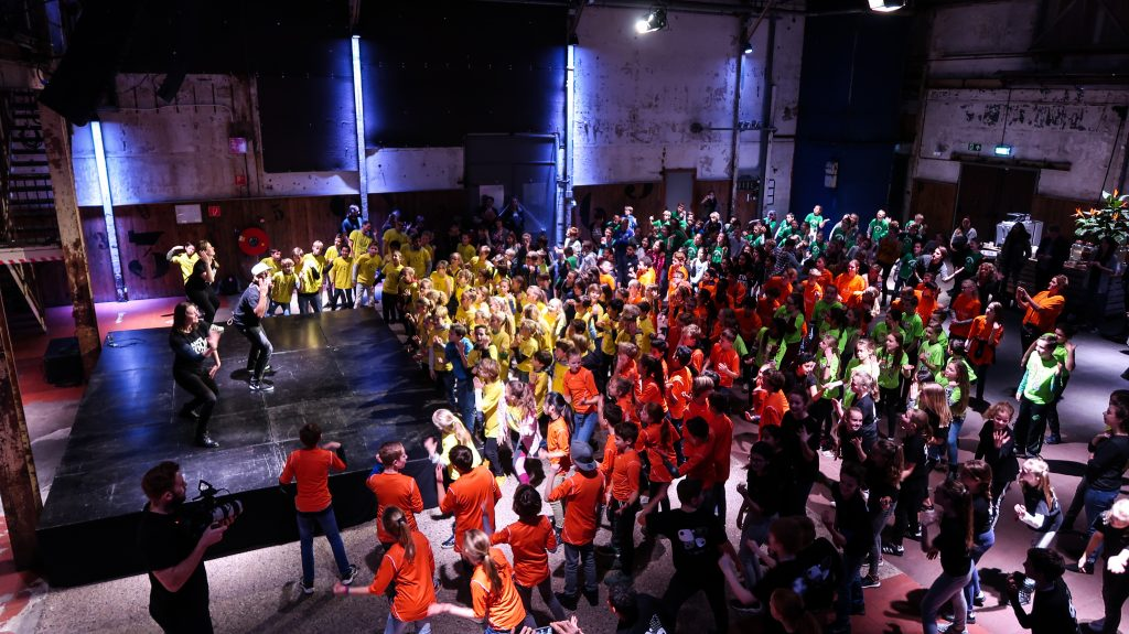 dansen in DeFabrique