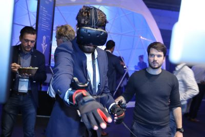 trends evenement vernieuwen - Virtual Reality