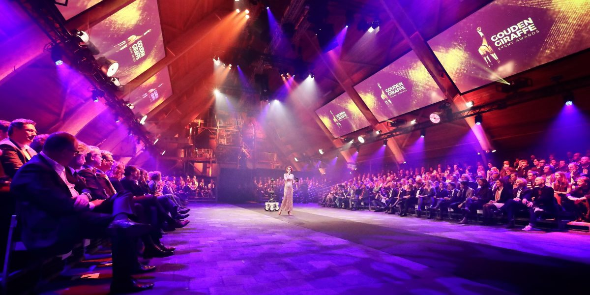Gouden Giraffe 2017 - Dutch Venue Association - Impactvol evenement organiseren