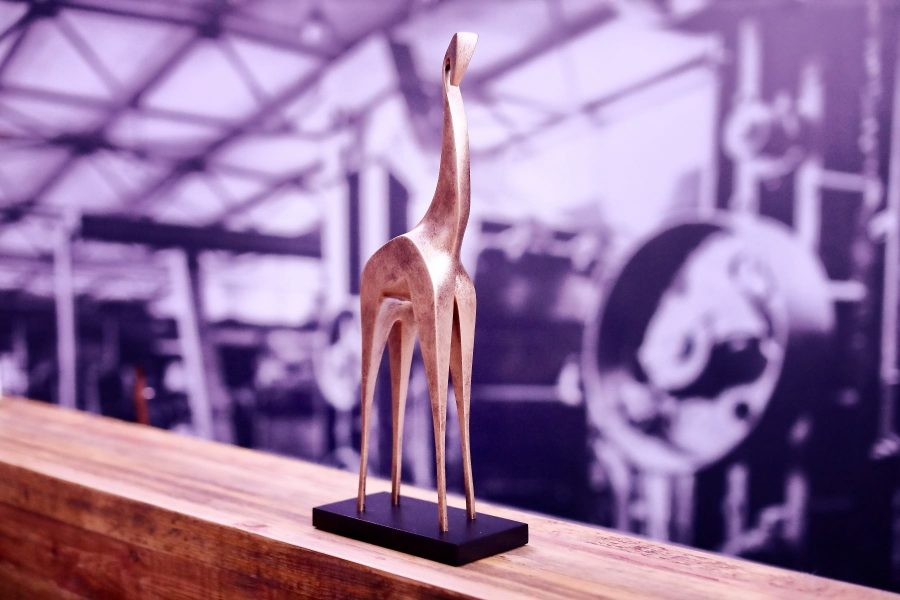 Winnaars Gouden Giraffe