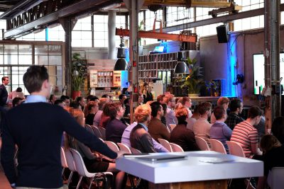Dutch Search Awards Masterclass - Dutch Venue Association - Impactvol evenement organiseren