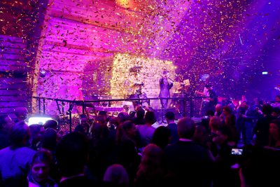 Copraloods - Entertainment - Confetti - Impactvol evenement organiseren