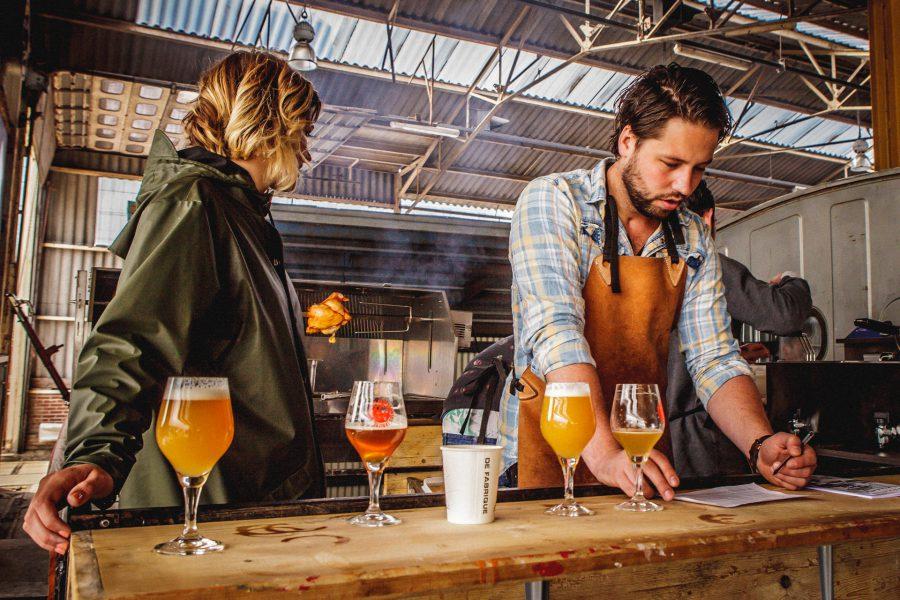 Utrechtse Bierbrouwers Festival