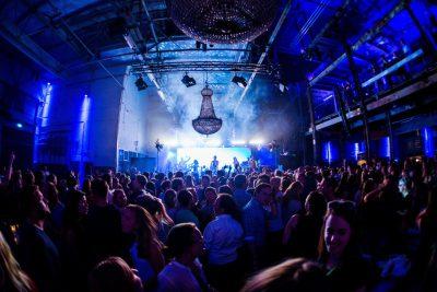 Feest - Utrecht - Feestlocatie - bedrijfsfeest
