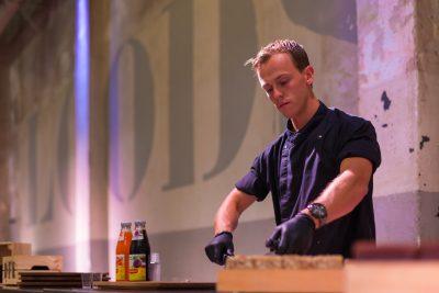 Food- Keukenmedewerker - bijbaan - vacature - zelfstandig werkend kok