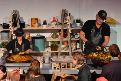 Meester in de vis - lokaal het lekkerst - blog - pealla - food - catering - keukentjes - congres -