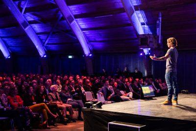 Copraloods - congres - plenair - spreker - Ferry Zandvliet - PIV - Impact
