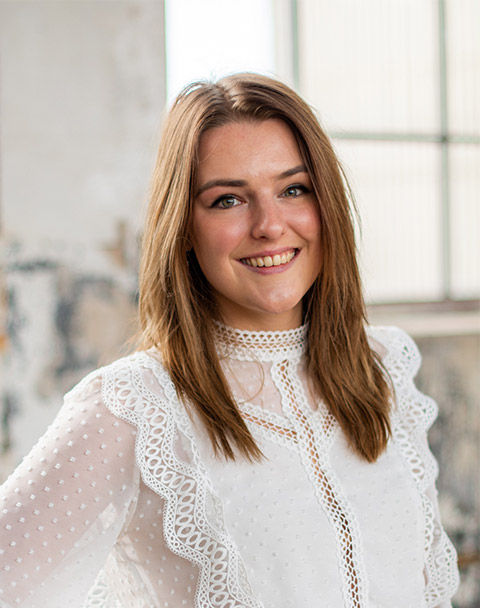 Daphne de Jong (Accountmanager DeFabrique)