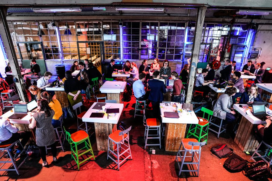 Unconference - Unconference organiseren - Unconference Playbook - Hackathon