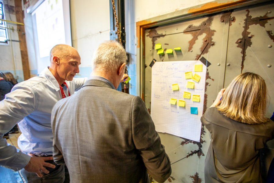 Design Thinking - Interne Evenementen organiseren
