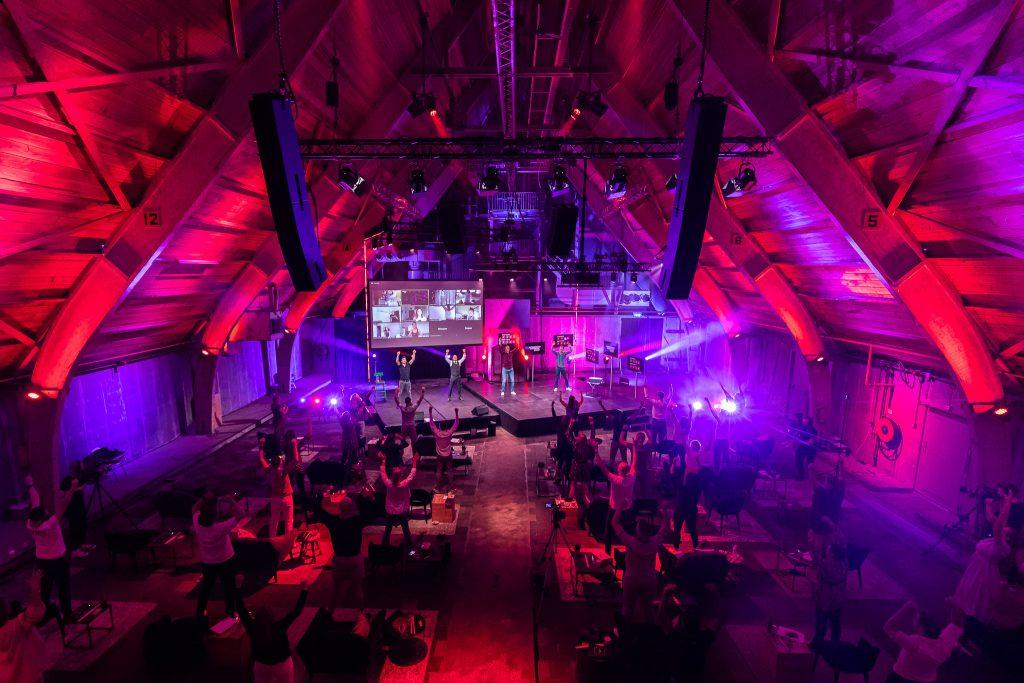 DeFabrique | Industriële evenementenlocatie in Utrecht - online evenement organiseren - Copraloods