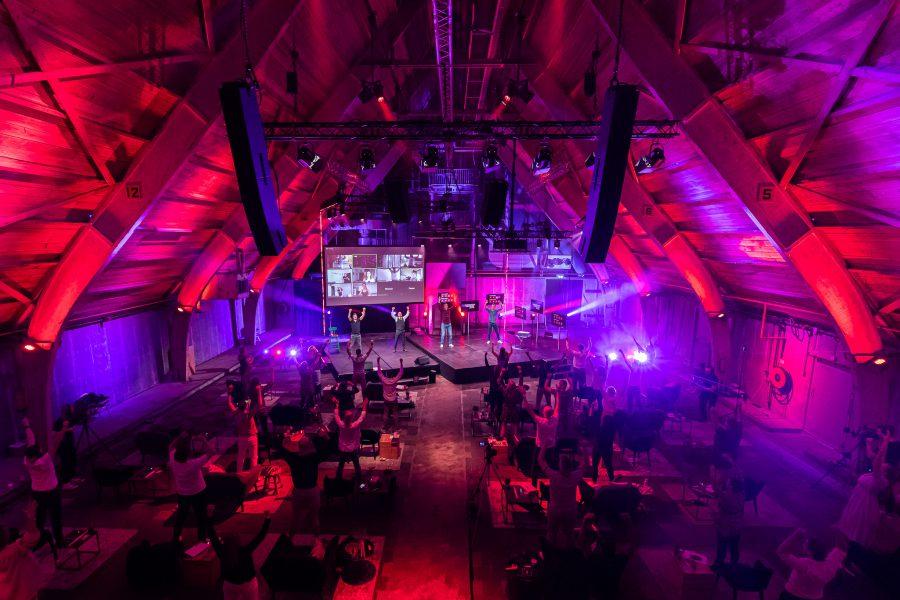 DeFabrique   Industriële evenementenlocatie in Utrecht - online evenement organiseren - Copraloods