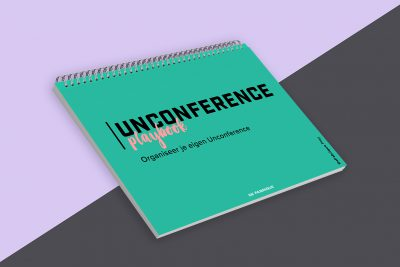 Unconference Playbook - Unconference organiseren