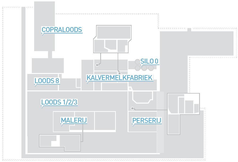 Plattegrond Professionele Keuken : Congres Plattegrond van De Fabrique Bekijk ook de Route